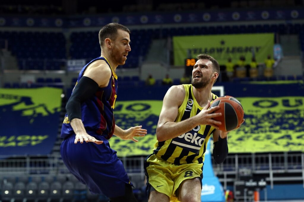 Marko Guduric Fenerbahce Beko Istanbul 2020-21