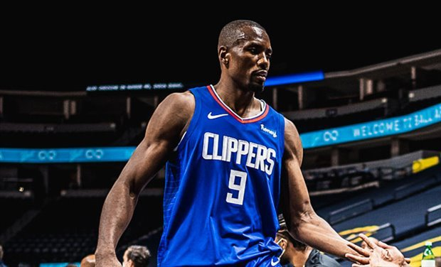 Ibaka Los Angeles Clippers